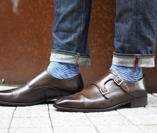 Three Ways to Wear the Paul Evans Burton Monk Strap